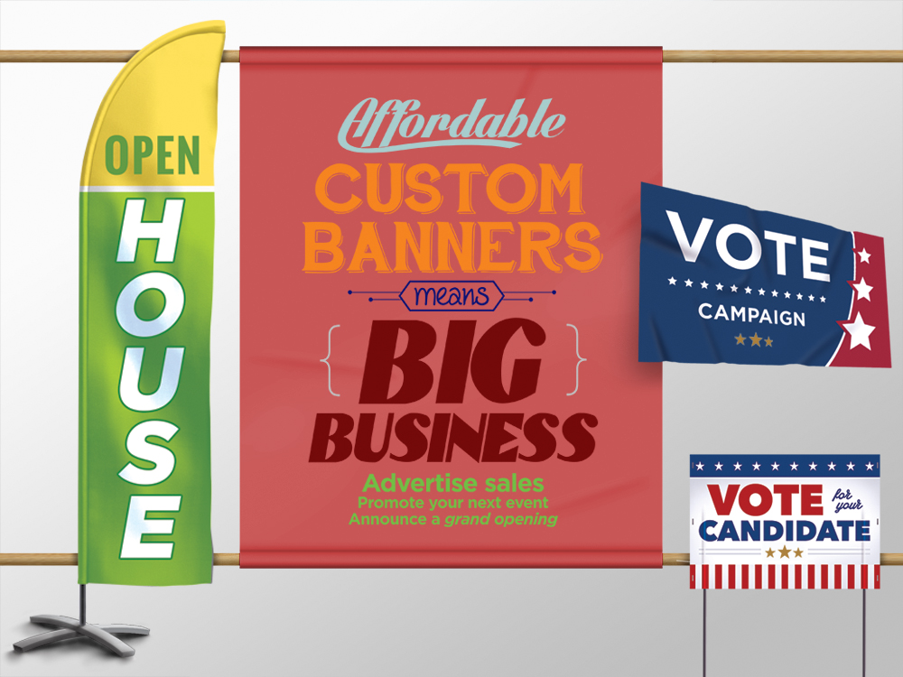 Signs Banners Perfect Image