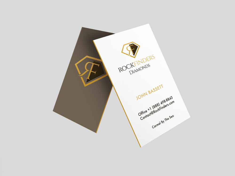 Premium Business Cards - Perfect Image | Design & Print Center
