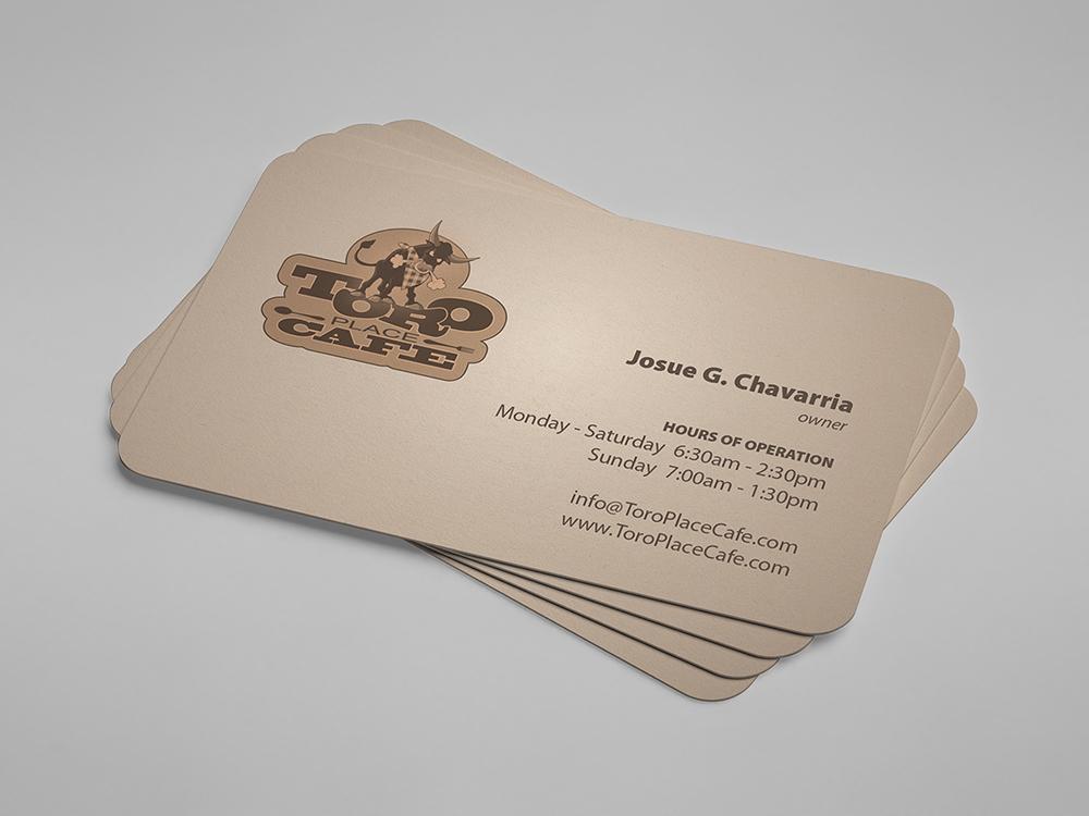 Premium Business Cards - Perfect Image | Design & Print Center